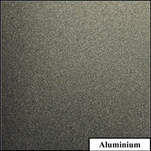 Aluminium Clear Metallic Splashback | Exclusive Wall Design