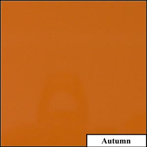 Autumn Clear Solid Splashback | Exclusive Wall Design