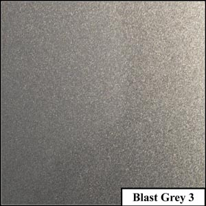 Blast Grey 3 Clear Metallic Splashback | Exclusive Wall Design