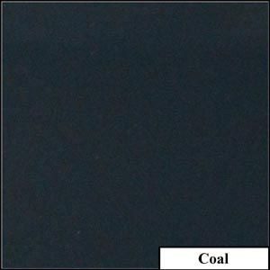 Coal Clear Solid Splashback | Exclusive Wall Design