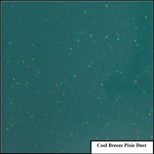 Cool Breeze Pixie Dust Clear Metallic Splashback | Exclusive Wall Design