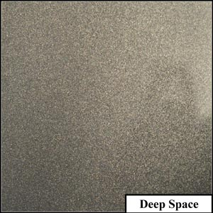 Deep Space Clear Metallic Splashback | Exclusive Wall Design