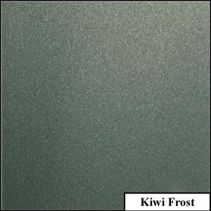 Kiwi Frost Clear Metallic Splashback | Exclusive Wall Design