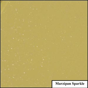 Marzipan Sparkle Extra Clear Metallic Splashbacks | Exclusive Wall Design