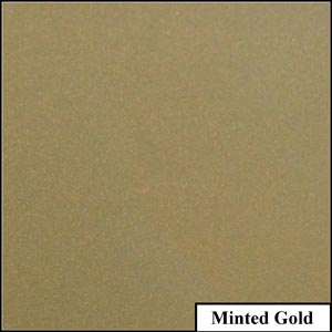 Minted Gold Extra Clear Metallic Splashbacks | Exclusive Wall Design