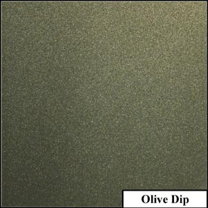 Olive Dip Clear Metallic Splashback | Exclusive Wall Design