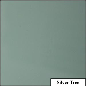 Silver Tree Clear Solid Splashback | Exclusive Wall Design