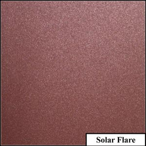 Solar Flare Clear Metallic Splashback | Exclusive Wall Design