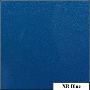 XR Blue Clear Metallic Splashback | Exclusive Wall Design