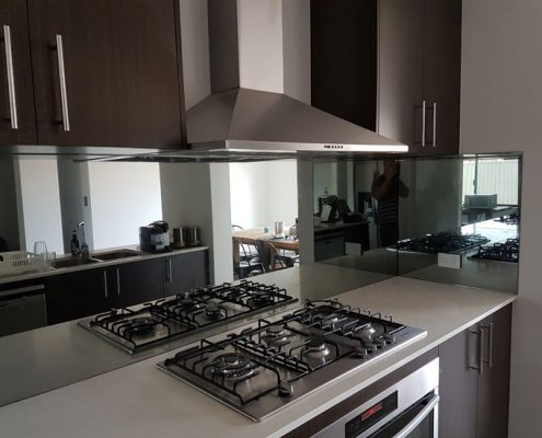 Mirror Splashback Perth - Exclusive Wall Design