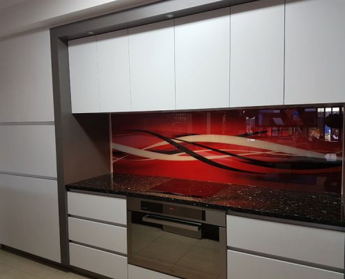 Glass Splashbacks Perth - Exclusive Wall Design