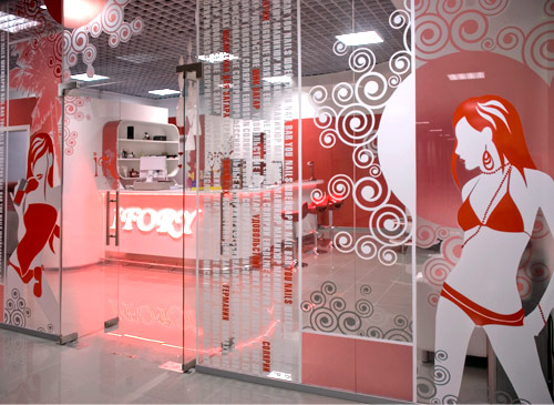 Window Decals Perth - Exclusive Wall Design
