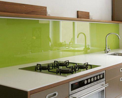 Glass Splashback Perth - Exclusive Wall Design